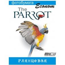 Фотобумага глянцевая Parrot PEG-230A6-100, 10 на 15 см, 230 г/м2, 100 листов