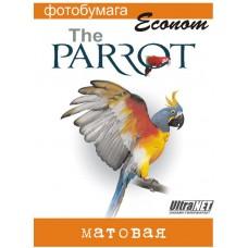 Фотобумага матовая Parrot PEM-160A4-100, A4, 160 г/м2, 100 листов