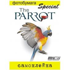Фотобумага самоклеящаяся Parrot PGLG-125A4-20, глянцевая, A4, 125 г/м2, 20 листов