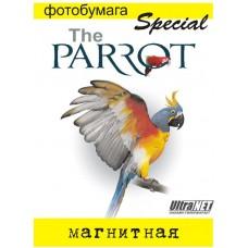 Фотобумага магнитная Parrot PMGG-690A4-5, глянцевая, А4, 690 г/м2, 5 листов