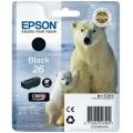 Картридж Epson C13T26114010 чёрный (для XP-600, XP-605, XP-610, XP-700, XP-710, XP-720, XP-800, XP-820)