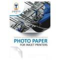 Фотобумага Papyrus Микропористая Luster A4, 260 г/м2 (50 листов)