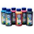 Чернила OCP для Epson L800, L1800, L810, L850, комплект 6х70г