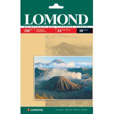 Фотобумага Lomond (0102005) матовая, односторонняя, A4, 160 г/м2 (100 л.)