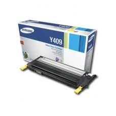 Картридж Samsung CLT-Y409S для принтеров CLP-310/N, CLP-315/W, CLX-3170FN, CLX-3175/N/FN/FW
