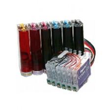СНПЧ Epson Stylus Photo R260, R380, R280, RX580, RX680, RX595