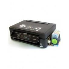 МФУ Epson Stylus SX230 в комплекте с СНПЧ, чернилами, кабелем USB