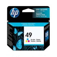 Картридж HP 51649AE, Color, №49