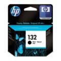 Картридж HP C9362HE, Black, №132
