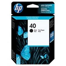 Картридж HP 51640AE, Black, №40