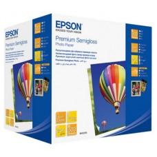 Фотобумага EPSON 10x15, 500 л, Premium Semigloss Photo Paper, C13S042200