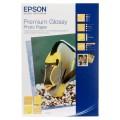 Фотобумага EPSON 10х15, 20 л, Premium Glossy Photo Paper, C13S041706