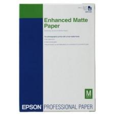 Фотобумага EPSON A4, 250 л, Enhanced Matte Paper, C13S041718