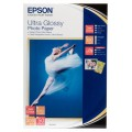 Фотобумага EPSON 10х15, 50 л, Ultra Glossy Photo Paper, C13S041943
