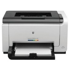 Цветной лазерный принтер HP LaserJet Pro CP1025NW, CE914A