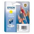 Картридж EPSON C13T03244010, Yellow