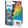 Картридж EPSON C13T04224010, Cyan