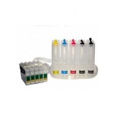 СНПЧ Epson Stylus C110, T30, T40W, TX600FW; T073