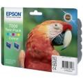 Картридж EPSON C13T00840310, 2 x Color