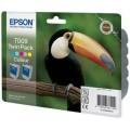 Картридж EPSON C13T00940210, 2 x Color