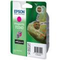 Картридж EPSON C13T03434010, Magenta