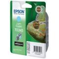 Картридж EPSON C13T03454010, Cyan Light