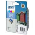 Картридж EPSON C13T03704010, Color