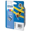 Картридж EPSON C13T03904A10, Color