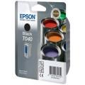 Картридж EPSON C13T04014010, Black