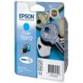 Картридж EPSON C13T04724A10, Cyan