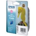 Картридж EPSON C13T04864010, Light Magenta