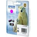 Картридж Epson C13T26134010 пурпурный (для XP-600, XP-605, XP-610, XP-700, XP-710, XP-720, XP-800, XP-820)