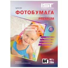 Sg190-50A4 Фотобумага IST Premium полуглянец, односторонняя