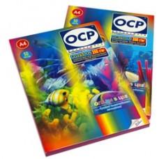Фотобумага OCP матовая А4 (220 гр./кв.м., двухсторонняя, 500 листов)