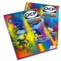 Фотобумага OCP сатин 10*15 (255 гр./кв.м., 50 листов)