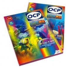 Фотобумага OCP сатин A4 (255 гр./кв.м., 50 листов)