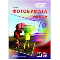 Si260-20A4 Фотобумага IST Premium шёлк, односторонняя