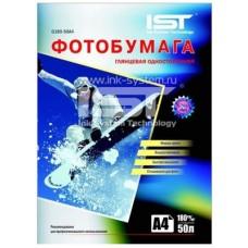G180-50A4 Фотобумага IST глянцевая, односторонняя